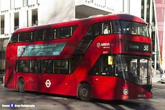 Wrightbus NRM NBFL - LTZ 1217 - LT217 - Victoria 38 - Arriva - London 2017 - Steven Gray - IMG_6867