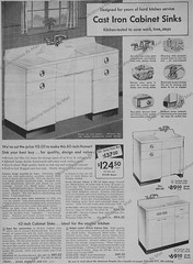 Homart Sink Sears Fall 1949 pg 1044