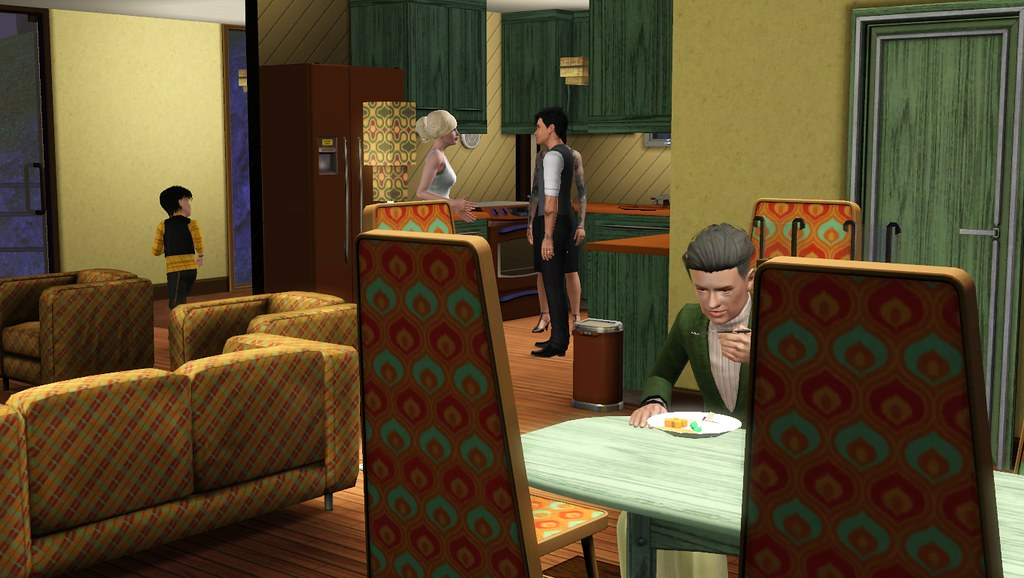 What Happened In Your Sims Game Today Page 1868 The