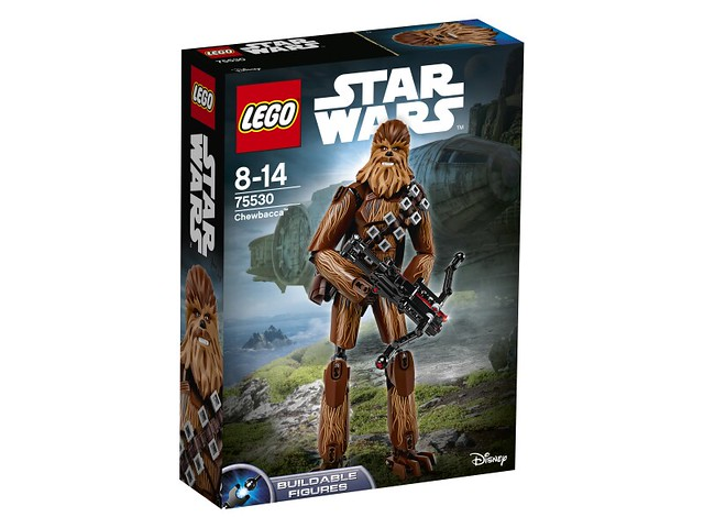 Oficjalne zdjęcia zestawów Lego Star Wars The Last Jedi  7