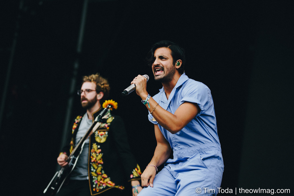 Young the Giant - DAY 3 - OSL 8-13-17-2