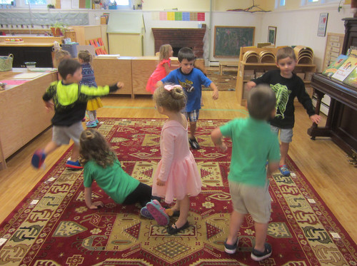 dancing to Caterpillar, Caterpillar by Kira Willey