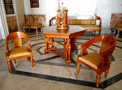 Neoclassical Furniture With Winged Sphinxes 19th Century Flickr