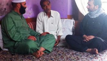 JKSM Condemn House Arrest of Zafar Akbar Butt