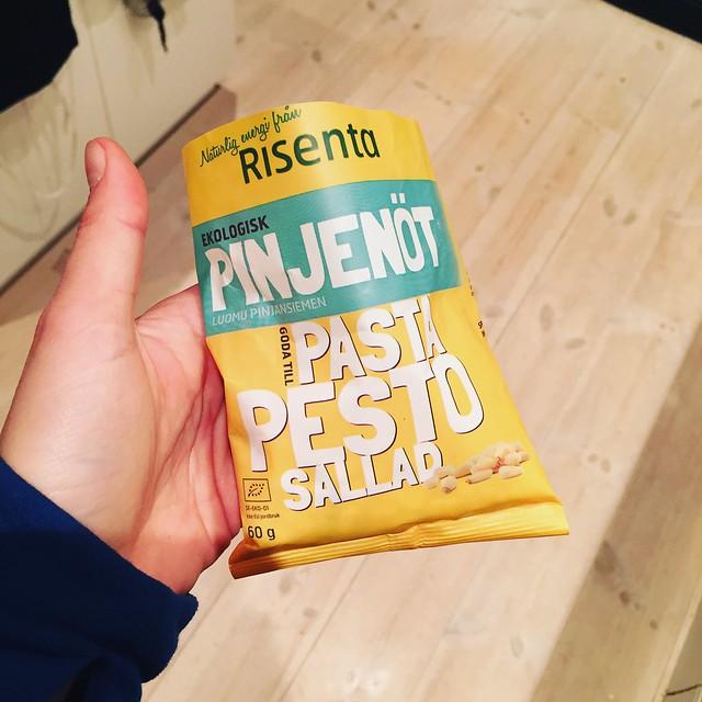Är pinjenöt en nöt? Kan jag äta pinjenötter? Det tog bara 29 år att lista ut.