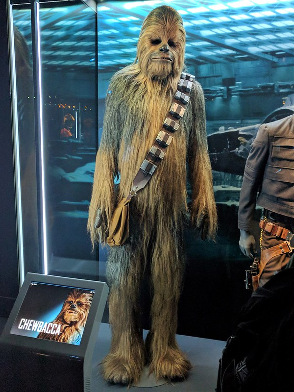 The Mighty Chewbacca