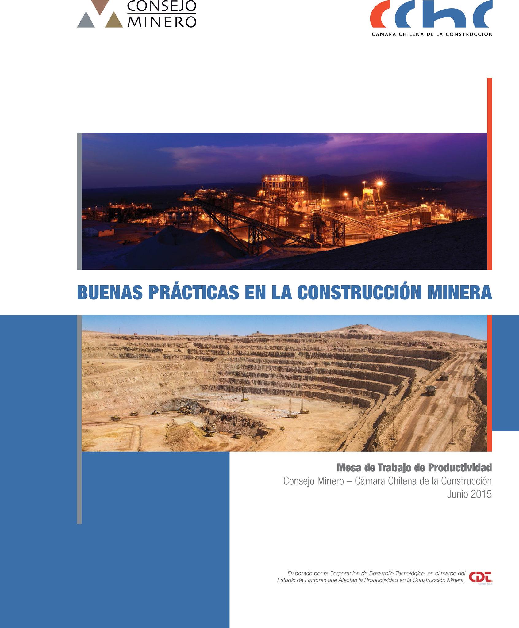 informe Productividad - Construcción Minera 25