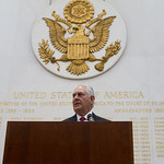 U.S. Secretary of State Rex Tillerson will travel to London from September 13 through September 14 for U.K.-hosted meetings on D.P.R.K. and Libya. In London, Secretary Tillerson will meet with senior British officials, including Foreign Secretary Boris Johnson and National Security Advisor Mark Sedwill. Secretary Tillerson will discuss a range of issues with his counterparts, including the need for increased pressure to counter the threat to global security posed by the D.P.R.K.'s nuclear and missile programs. The Secretary will also participate in a ministerial on Libya with UN Special Representative of the Secretary General for Libya Ghassan Salamé.