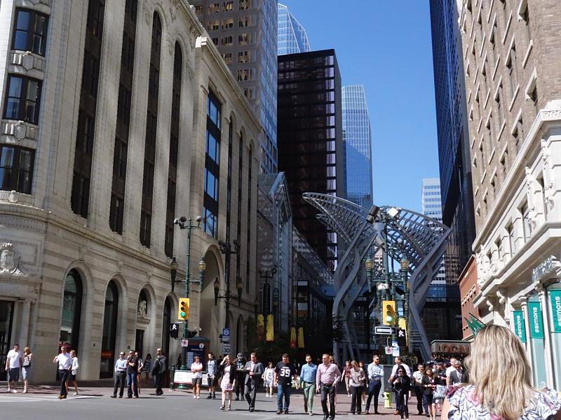 Calgary Stephen Avenue