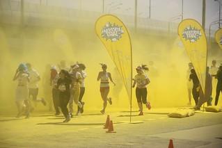 Красочный забег / Color Run, Московский Марафон - Moscow Marathon 2017