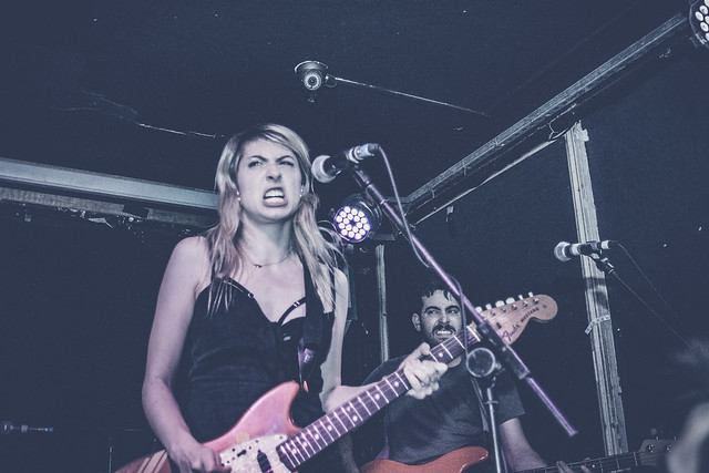 Charly Bliss - The Old Blue Last - London 13/09/2017