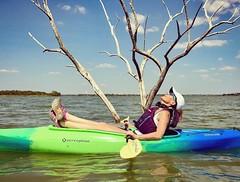 Ready for another nice weekend. #kayak #kayaking #adventure #newhobby @perceptionkayak #relaxing