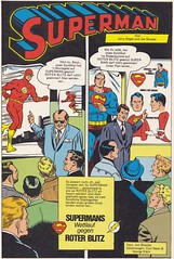 Superman Sonderausgabe 2 / splash panel