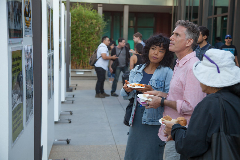 KCET's City Rising Screening and Reception