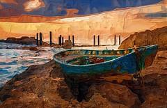 Boat on Sore