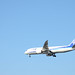 ANA B787 JA825A Going to Land at Haneda Airport 6