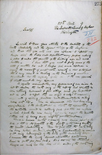3. Letter to the Inspector