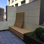 Erbach, Dachterrasse Klinik, Germany
