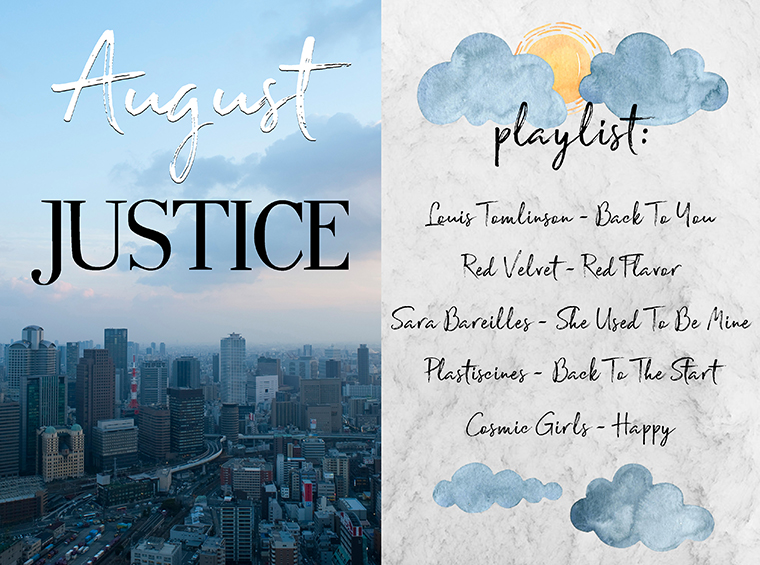 August Justice