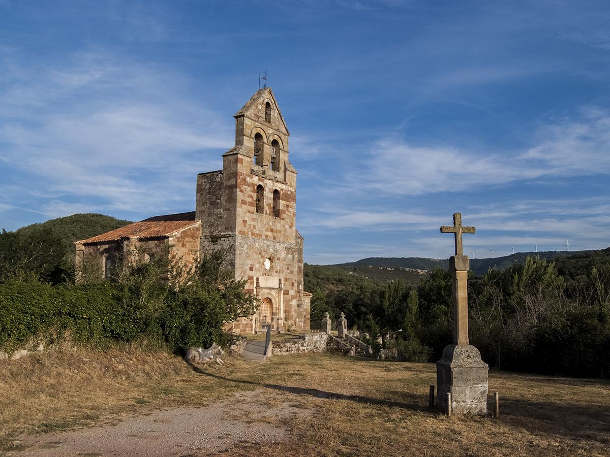 Iglesia de San Juan Bautista (Villanueva de la Nía - Cantabria)