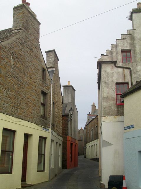 Stromness, High Street