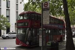 Wrightbus NRM NBFL - LTZ 1048 - LT48 - Aldwych 11 - Go Ahead London - London 2017 - Steven Gray - IMG_0175