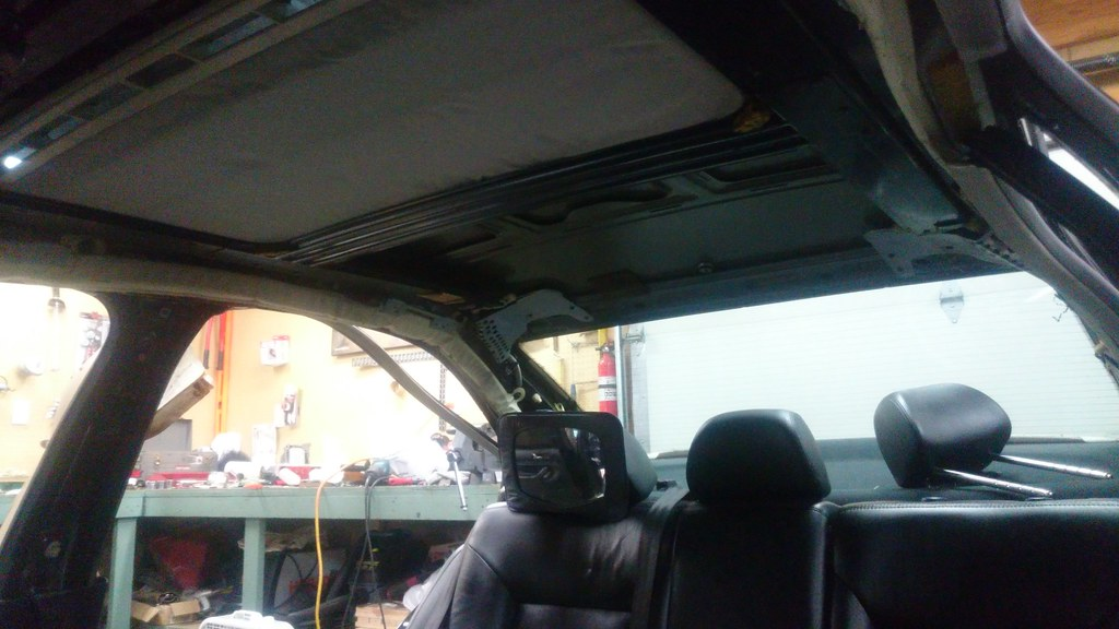 Howto Mk4 Headliner Replacement Tdiclub Forums