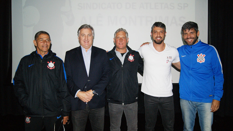 Palestra #ChegadeAbuso nas categorias de base do Corinthians