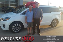 #HappyBirthday to Shih from Daryl Rawlings at Westside Kia!