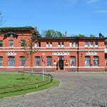 Trittau ehemaliger Staatsbahnhof