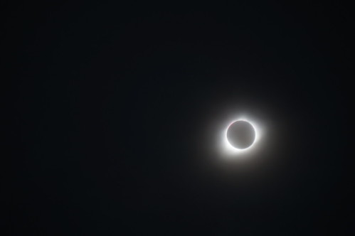 Eclipse 2017 Single LE HDR Exposure