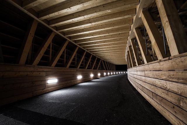 wooden bridge, Canon EOS 6D, Canon EF 16-35mm f/4L IS USM