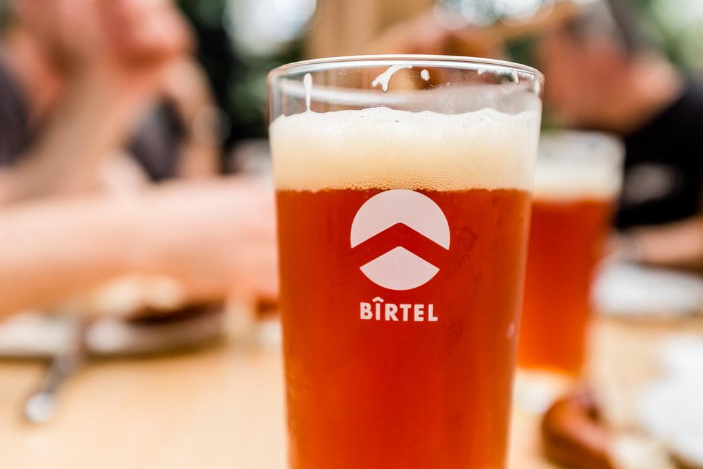 Bîrtel Brauereibesuch
