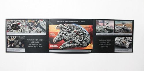 LEGO Star Wars Ultimate Collector Series Millennium Falcon (75192)