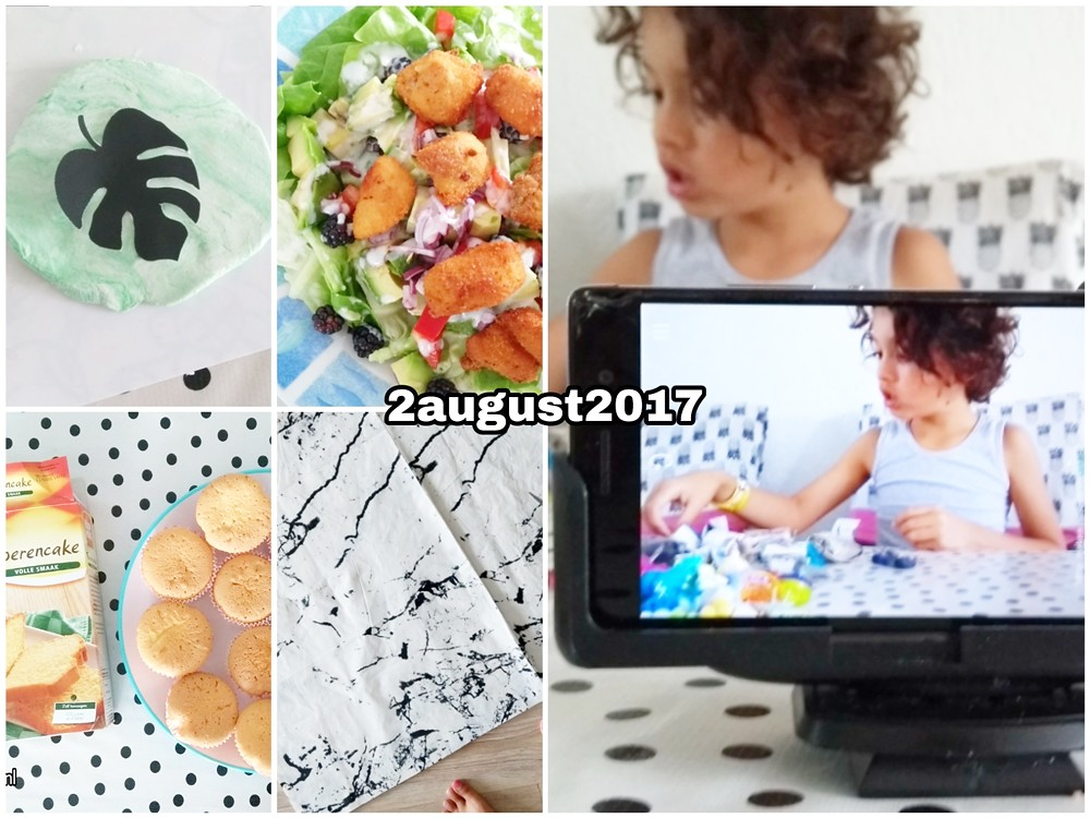 2 august 2017 Snapshot