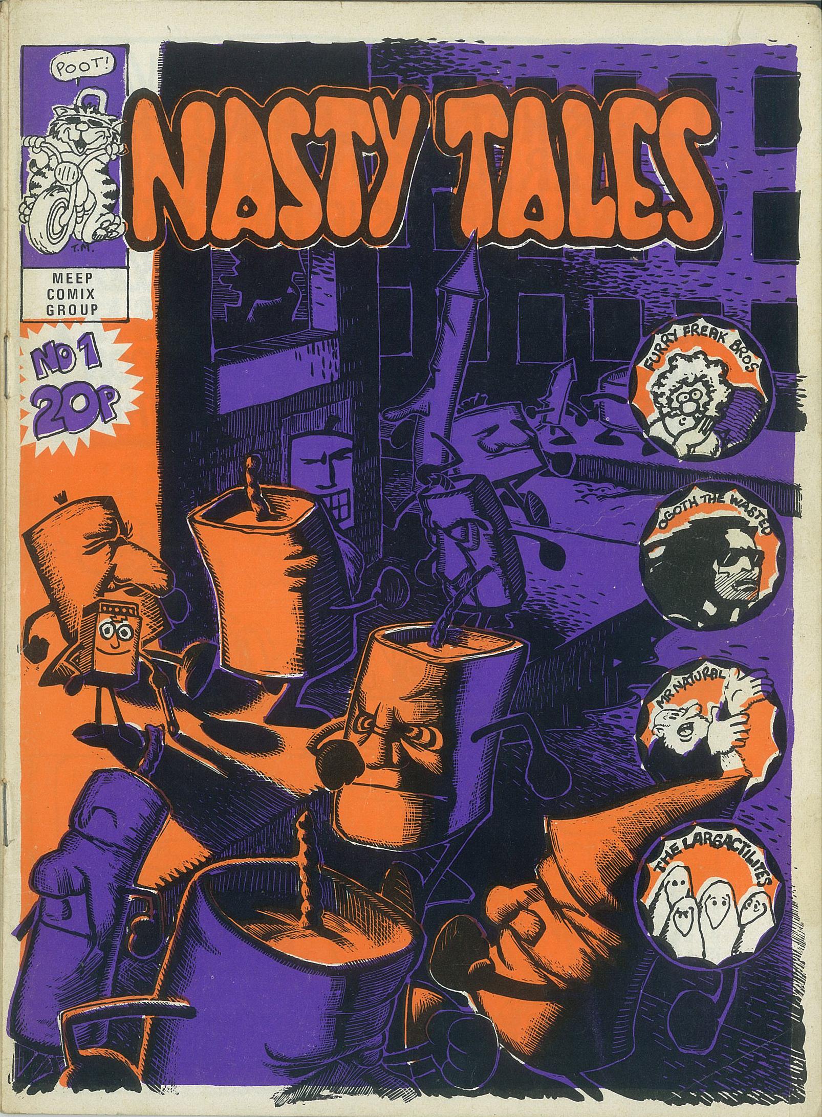 Nasty Tales-1. 1971