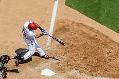Adrian Beltre - 3,000th hit