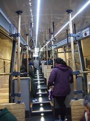 On the Wellington Cable Car