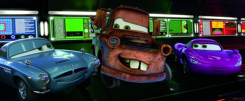 Cars 2 - screenshot 5