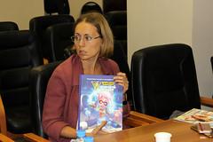 Анна Тарасенкова – руководитель отдела розничных продаж АО «Издательский дом «Комсомольская правда»
