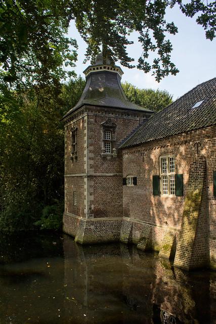 Gemert - Voorburcht van het kasteel
