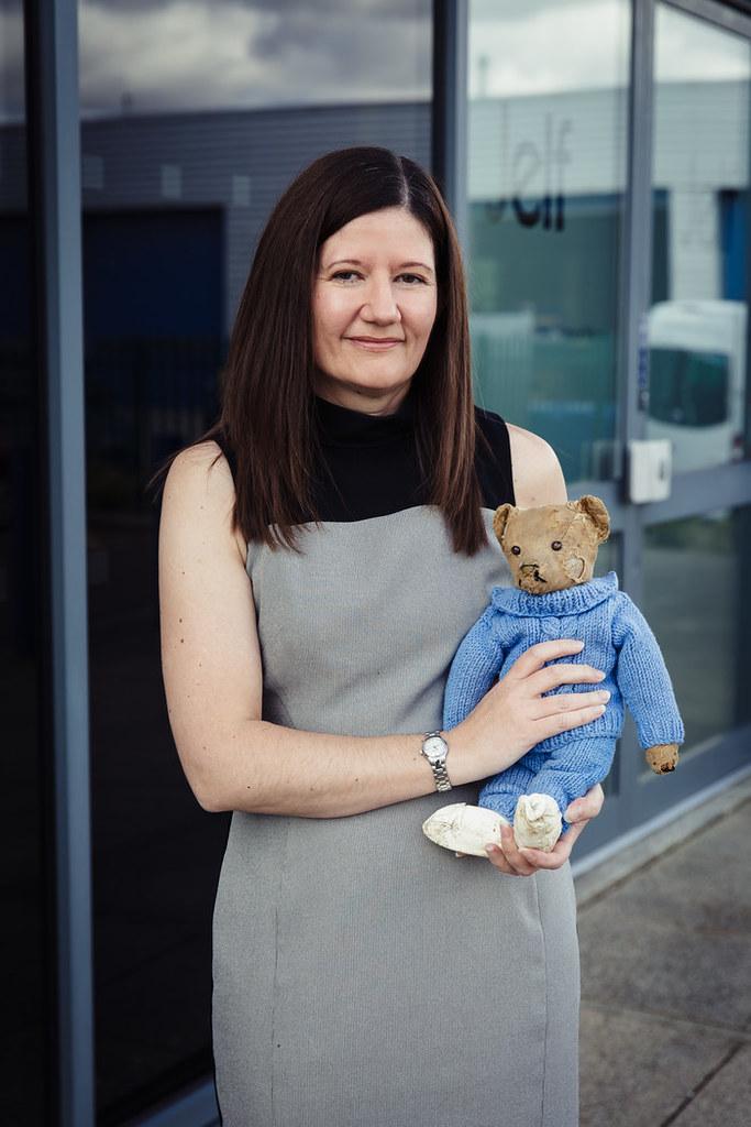 Ruth Murray from Jelf Insurance Partnership. Photo: © James Mulkeen