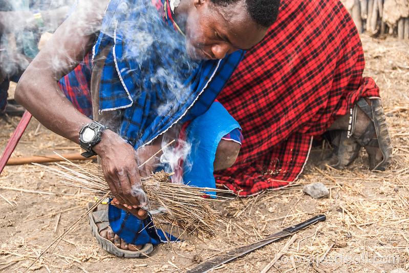Mto Wa Mbu tribu masai