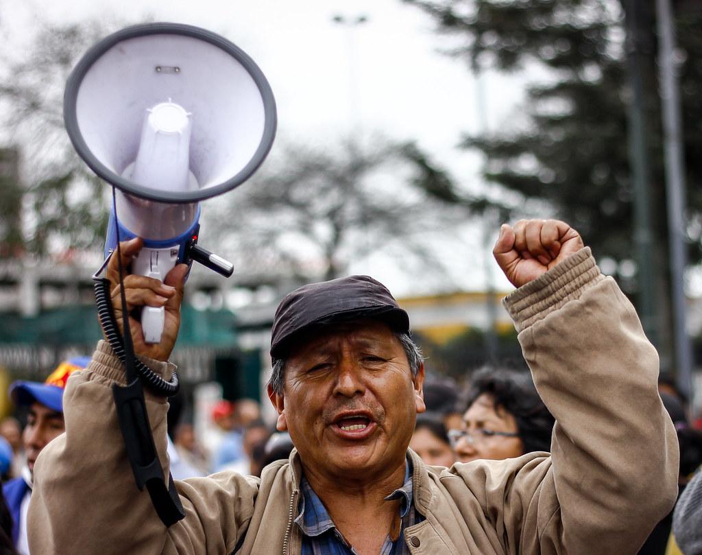 Huelga de maestros