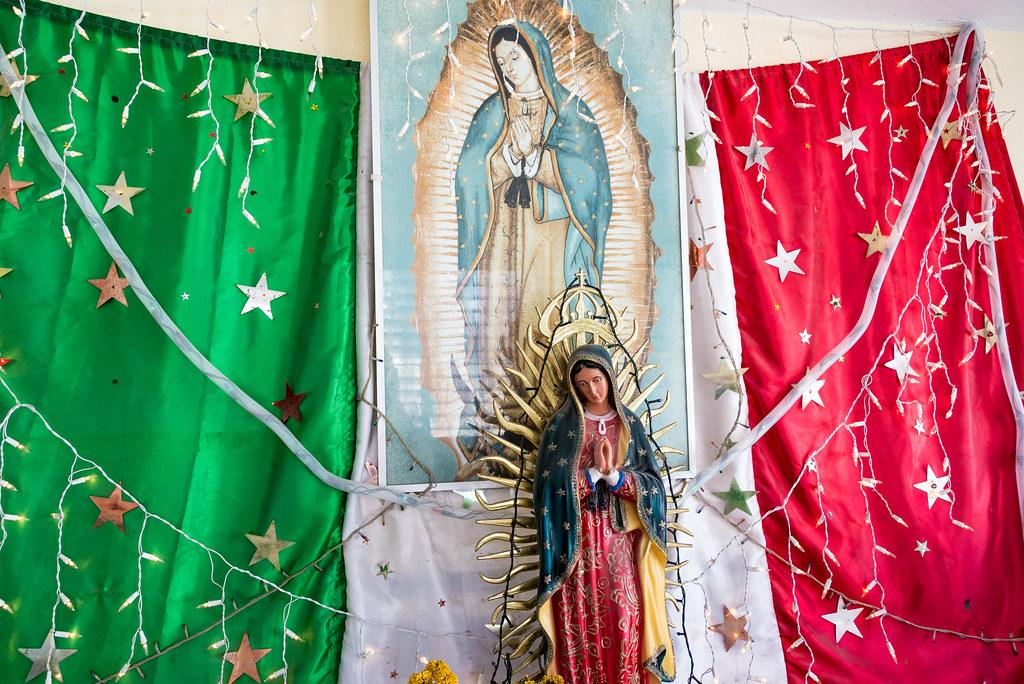 Virgen en México
