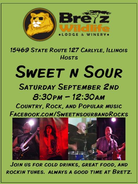 Sweet n Sour 9-2-17