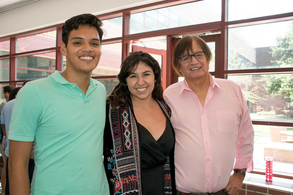 Thumbnail for O-Week 2017 - Hispanic Association for Cultural Enrichment at Rice reception
