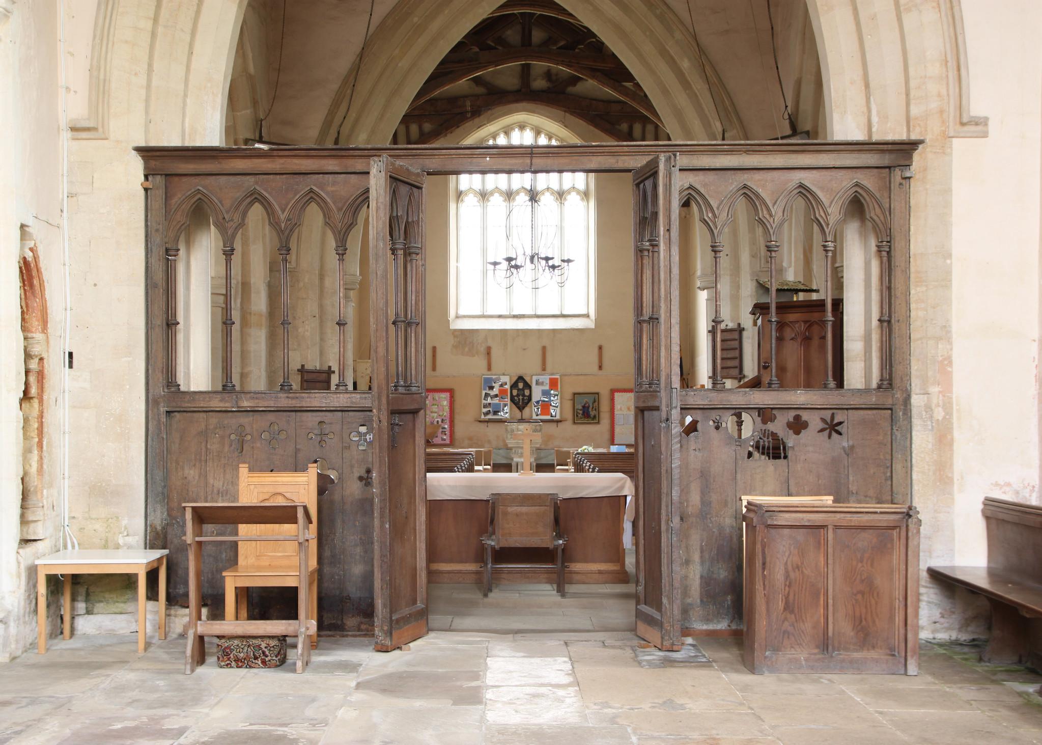 Stanton Harcourt, Oxfordshire