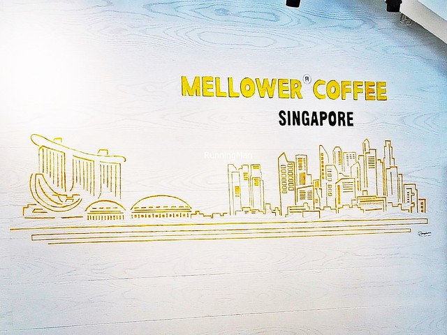 Mellower Coffee Mural
