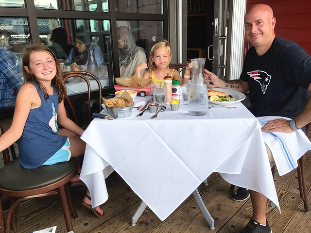 Day 3 at Disney springs/ dinner at the boathouse